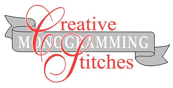 Creative Stitches Monogramming